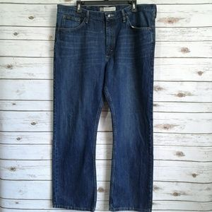 Lee Regular Bootcut Dark Wash Jeans 40x32